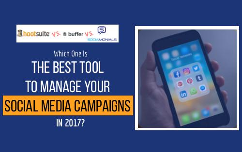 social media campaigns 2017, sociamonials, hootsuite, buffer