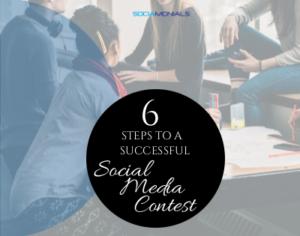 building a social media campaign