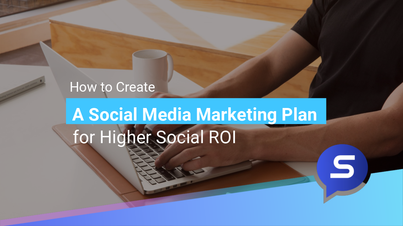 ocial media marketing plan