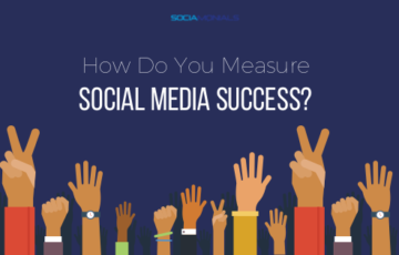 How do you measure social media success