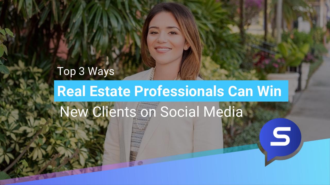 real estate marketing, SMM, social media marketing