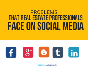 real estate and social media statistics
