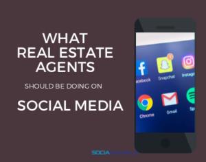 real estate social media ideas