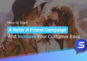 refer a friend, social media campaign