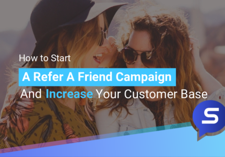refer a friend, social media campaign